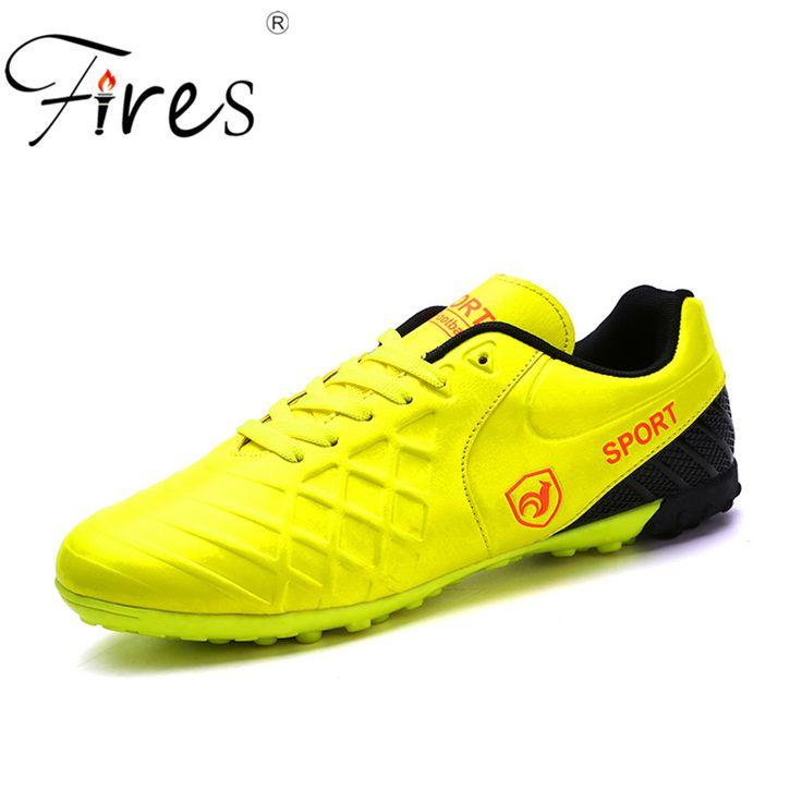 Fires Brand Professional Turf Soccer Shoes For  Men Outdoor Sports Football Shoes Summer  Man chuteiras Boy zapatos de futbol  #Affiliate