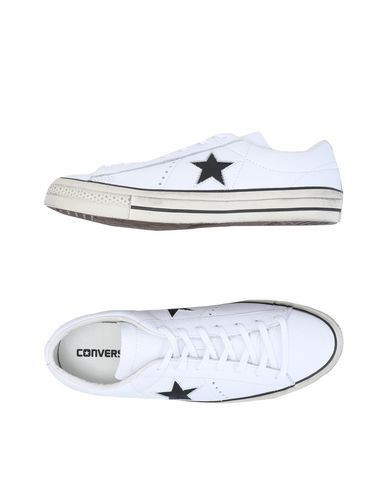 CONVERSE ALL STAR Men's Low-tops & sneakers White 11.5 US