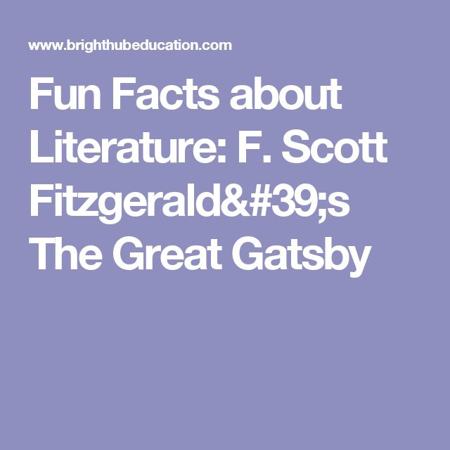 the purchase of the american dream in f scott fitzgeralds the great gatsby Jay gatsby is the ironic epitome of the american dream in the novel the great   in his pursuit of the american dream by believing that he can buy happiness.