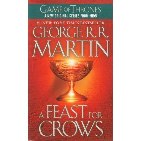 With A Feast for Crows, Martin delivers the long-awaited fourth volume of the landmark series that has redefined imaginative fiction and ...