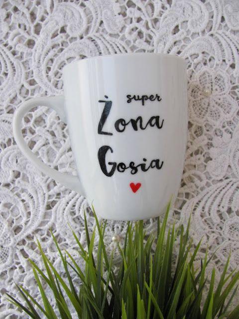 Super Żona! #slub #kubki #kubek #dlaniego #mug #mugs #wedding #idea #gift #komodapomyslow #husband #wife #marrige