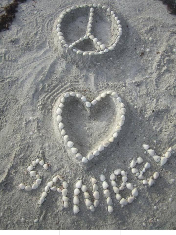 ☼ Sanibel Island, Florida ☼ — Peace. Love. Sanibel.