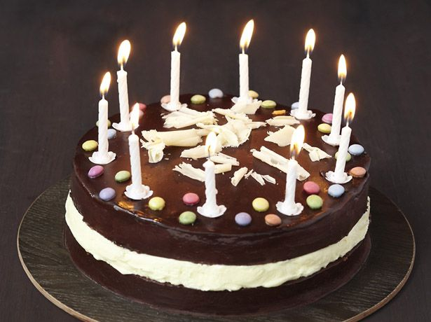gâteau d.anniversaire -