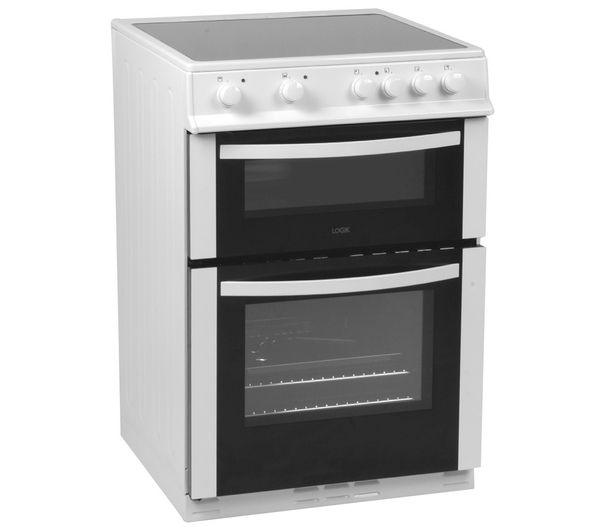 LFTC60W12 Electric Ceramic Cooker - White