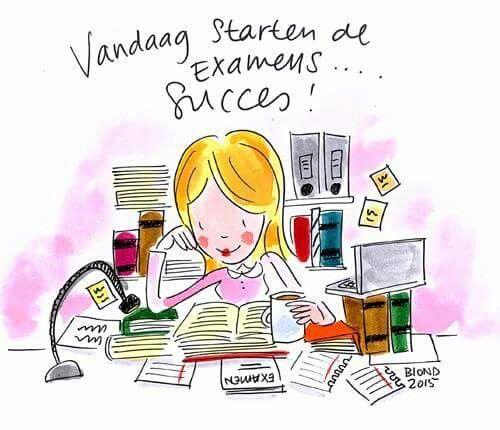 Examens.. succes!