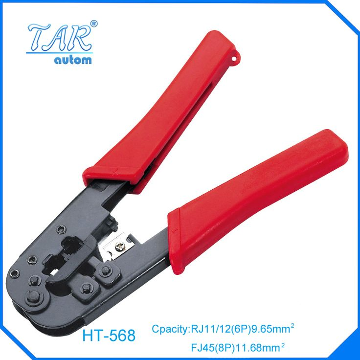 Multifunctional Tool Crimp RJ45 RJ11/ Wire Cable Crimper Crimp PC Network Hand Tools Cable Crimper Crimping Tool Network Crimper