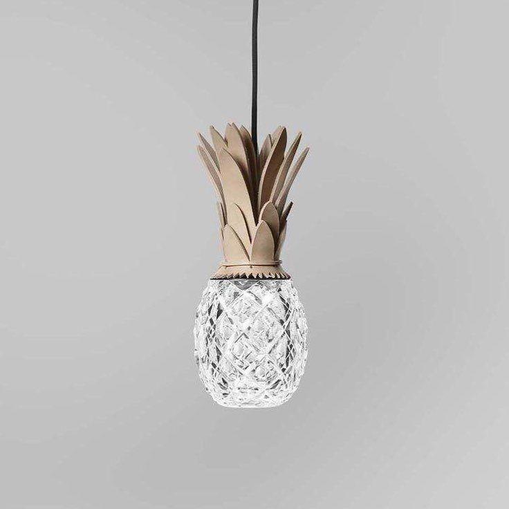 Designer sa Jungnelius Lighting ideas for this summer pineapple love design now hipiconlikes hipicon via hip & 321 best Pendant Lights Modern Hanging Lamps u0026 Contemporary ... azcodes.com