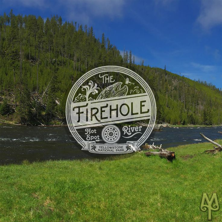 Explore Yellowstone National Park on the Montana Treasures web site and find that perfect fly fishing spot on the Firehole River before you even arrive. Explore now! :)