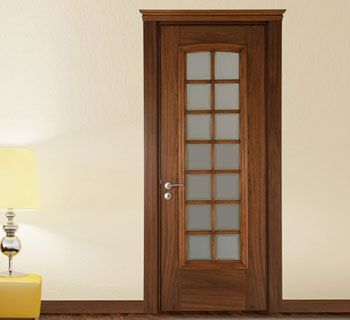 Delightful Nice Glazed Internal Door Models 2012