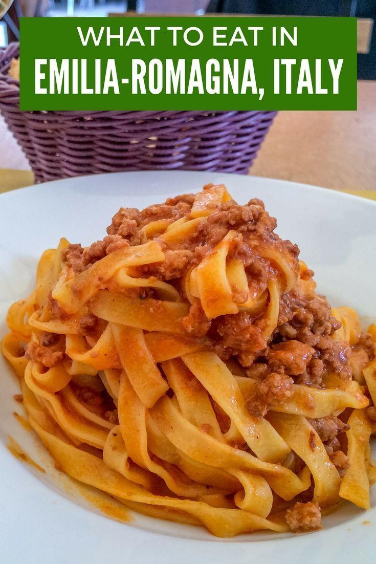 Best The Tasteful Traveler Images On Pinterest Food Travel - Emilia romagna an italian food lovers paradise