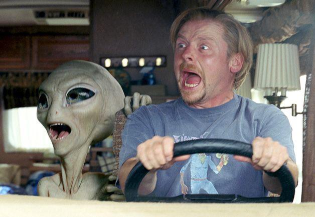 paul the alien for - photo #28