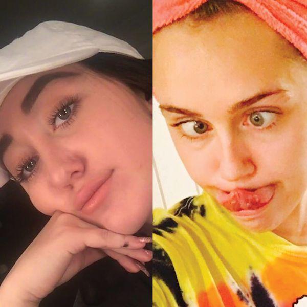 Miley Cyrus And Noah Cyrus Tag Team Bruno Mars Duet - http://oceanup.com/2016/12/23/miley-cyrus-and-noah-cyrus-tag-team-bruno-mars-duet/