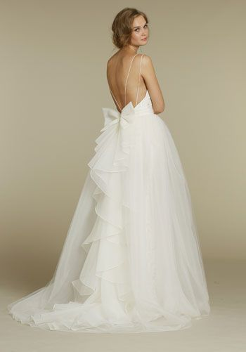 Jim Hjelm Blush 1201- Back View