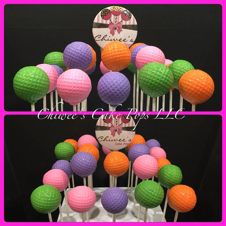 how to make neon cake pops