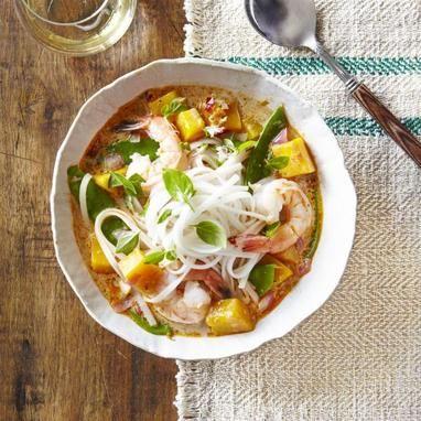 Ταϊλανδέζικη σούπα με noodles για σένα που αγαπάς τις εξωτικές γεύσεις και θέλεις κάτι γρήγορο για βραδινό!