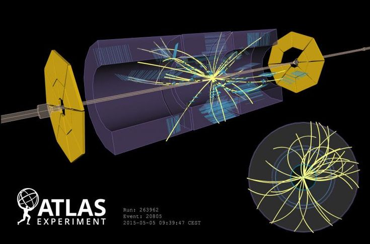 Low-energy collisions tune LHC experiments | CERN