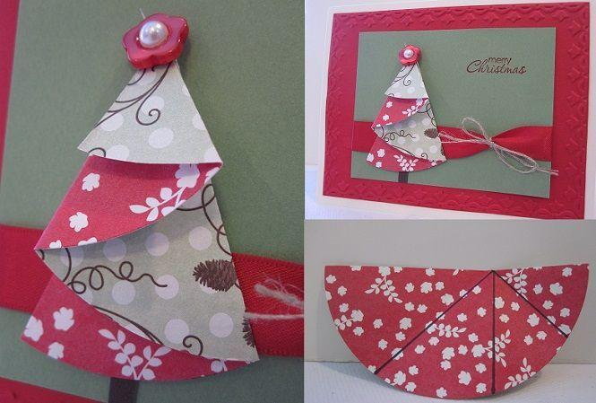 40 Cartões de Natal Artesanais e Criativos                                                                                                                                                     Mais