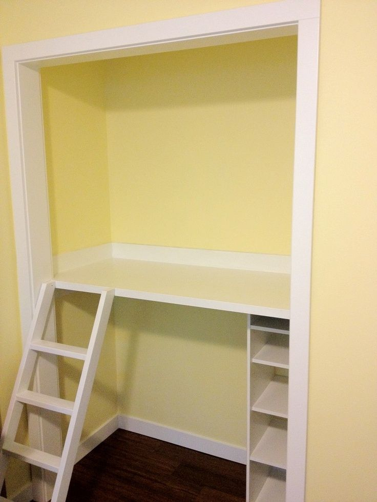 closet reading | Closet Reading Nook | Book Nooks