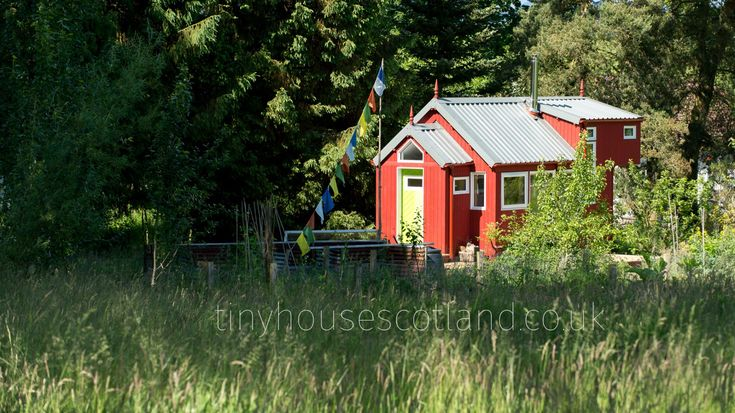 Tiny House Scotland