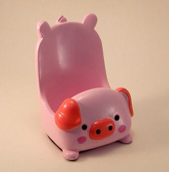 Piggy Cell Phone Holder