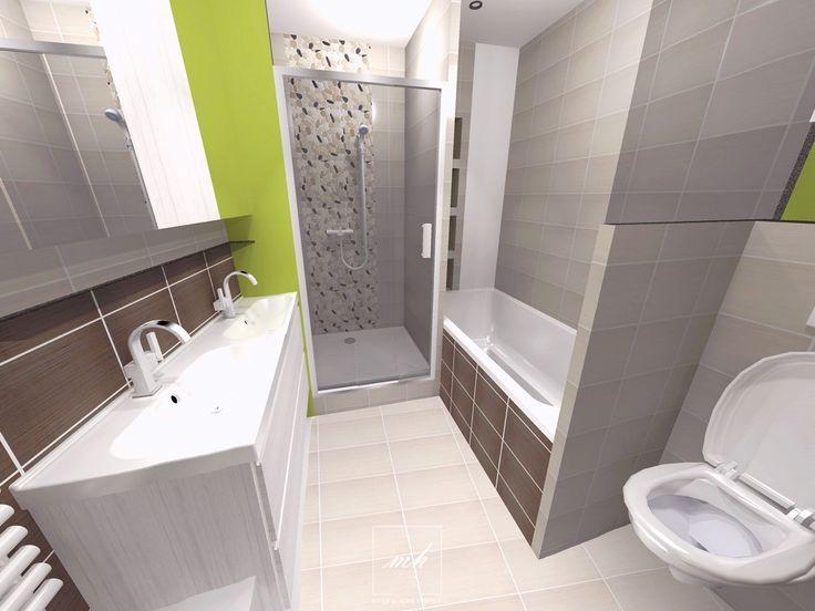 Aménager une salle de bain familiale en quelques conseils avec notre #architecte d'intérieur