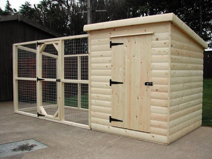 Dog Kennel and Run. https://www.profiletree.com/rob-ellerby .... need this