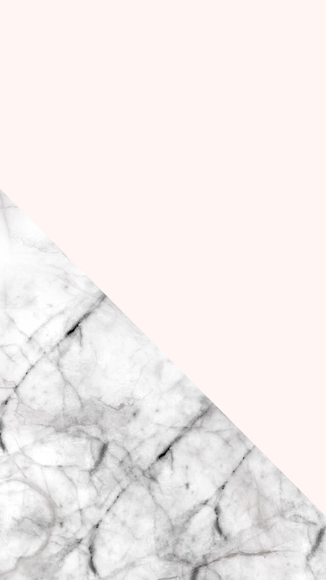 Pink with marble #1 #iPhone #lock #screen