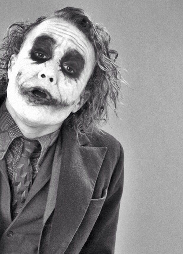 """""""The Joker"""" Heath Ledger"""