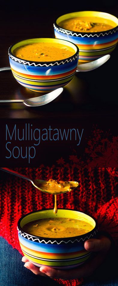 Mulligatawny Soup: Indian Pepper Water Recipe: Dating back to the time of the Raj a Mulligatawny Soup is an Anglo Indian take on a traditional Rasam and it tastes incredible!