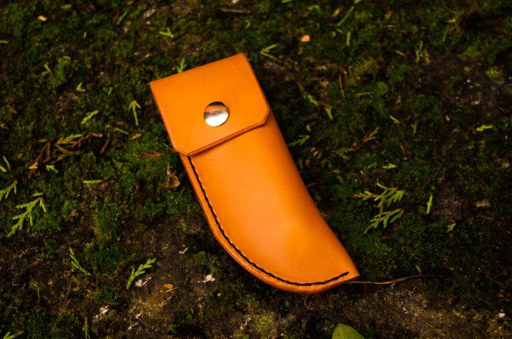 Leather Sheath Opinel, Victorinox.