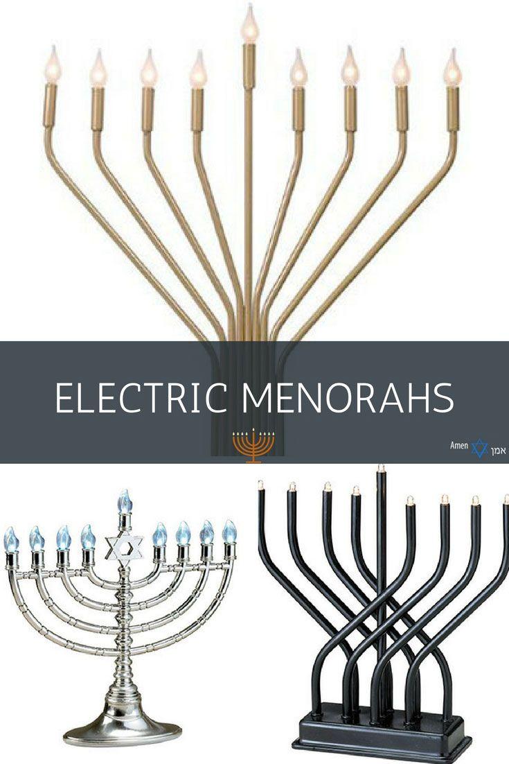Best 25 Electric Menorah Ideas On Pinterest Hannukah