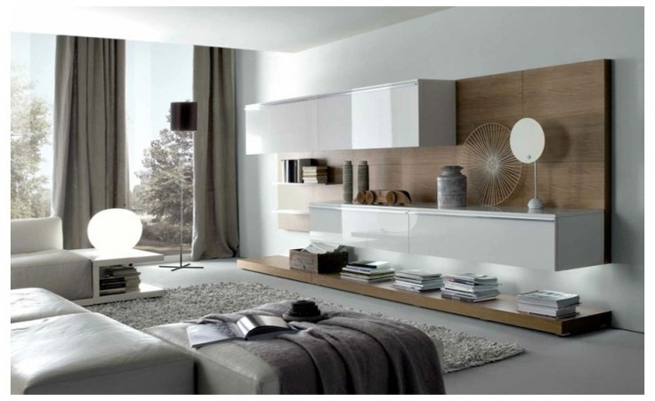 Decoholic » Modern Living Room Design Ideas