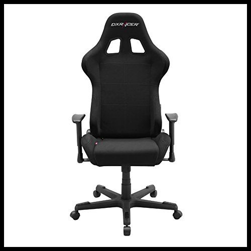 DX Racer FD01/N Racing Bucket Seat Office Chair Gaming Chair Ergonomic Computer Chair eSports Desk Chair Executive Chair Furniture with Free Cushions (Black)  http://www.furnituressale.com/dx-racer-fd01n-racing-bucket-seat-office-chair-gaming-chair-ergonomic-computer-chair-esports-desk-chair-executive-chair-furniture-with-free-cushions-black/