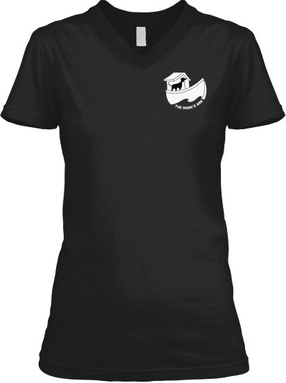 Help us fund our vet bill and running costs!  Buy a The Mark's Ark limited edition T-Shirt from Teespring today!