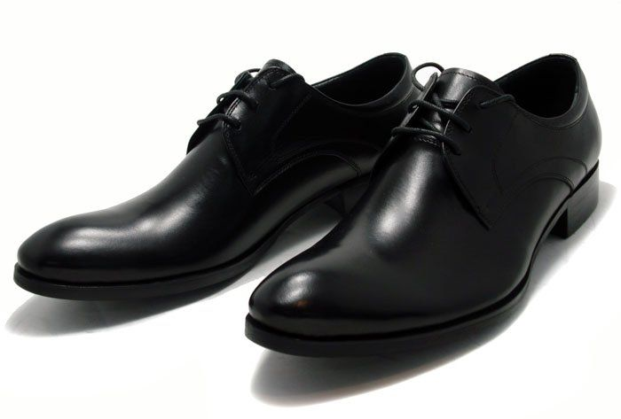 the appropriate dress shoes for