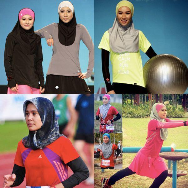 Adakah perlu bagi atlet Muslim tempatan memakai pakaian yang bertepatan dengan tuntutan agama?