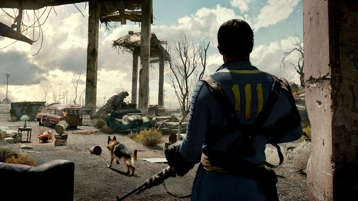 Before wandering the wasteland on November 10, watch the world of Fallout 4 come to life in this live-action trailer. Welcome Home. To learn more, visit Beth...