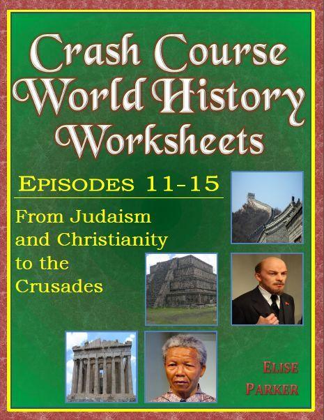 crash course world history worksheets episodes 11 15 keys world history and pilgrimage. Black Bedroom Furniture Sets. Home Design Ideas