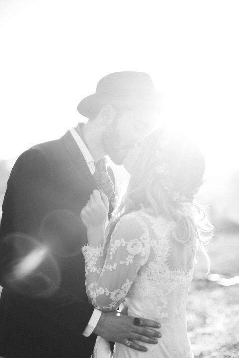 Real Wedding / Fady & Samantha: Dark Romance / Joseph Willis Photography