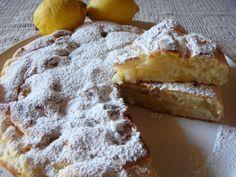 Torta di ricotta al limone e mele (senza uova e grassi aggiunti!) - Archivi - Cookaround forum