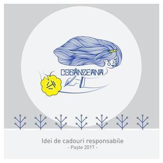 Oferta Cadouri Responsabile de la Cosanzeana  Oferta de cadouri lucrate manual pentru colaboratorii apropiati.
