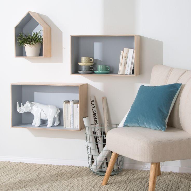 h ngeregalw rfel mika 3er set sleep well pinterest wandbilder kupfer und wandgestaltung. Black Bedroom Furniture Sets. Home Design Ideas