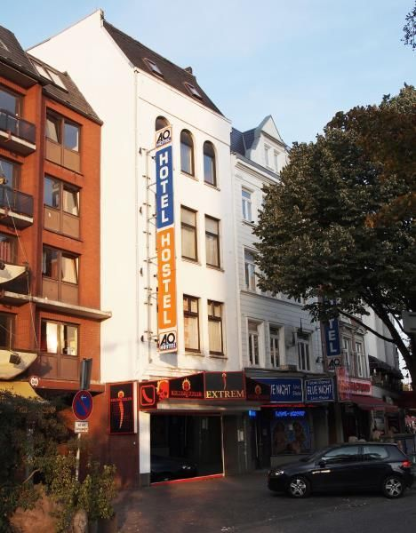 Hamburg A&O Hotel & Hostel Hamburg Reeperbahn Germany, Europe Located in Altona Old City Town, A&O Hotel & Hostel Hamburg Reeperbahn is a perfect starting point from which to explore Hamburg. The hotel offers a high standard of service and amenities to suit the individual needs of all travelers. Free Wi-Fi in all rooms, 24-hour front desk, luggage storage, Wi-Fi in public areas, car park are just some of the facilities on offer. Guestrooms are designed to provide an optimal le...
