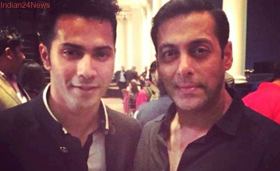 When Judwaa 2 Star Varun Dhawan Called Salman Khan 'Uncle'