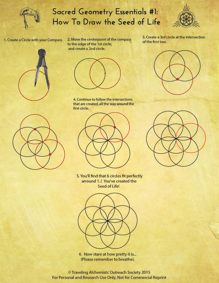 355 best inspireexpire images on pinterest geometric drawing how to draw sacred geometry ccuart Images