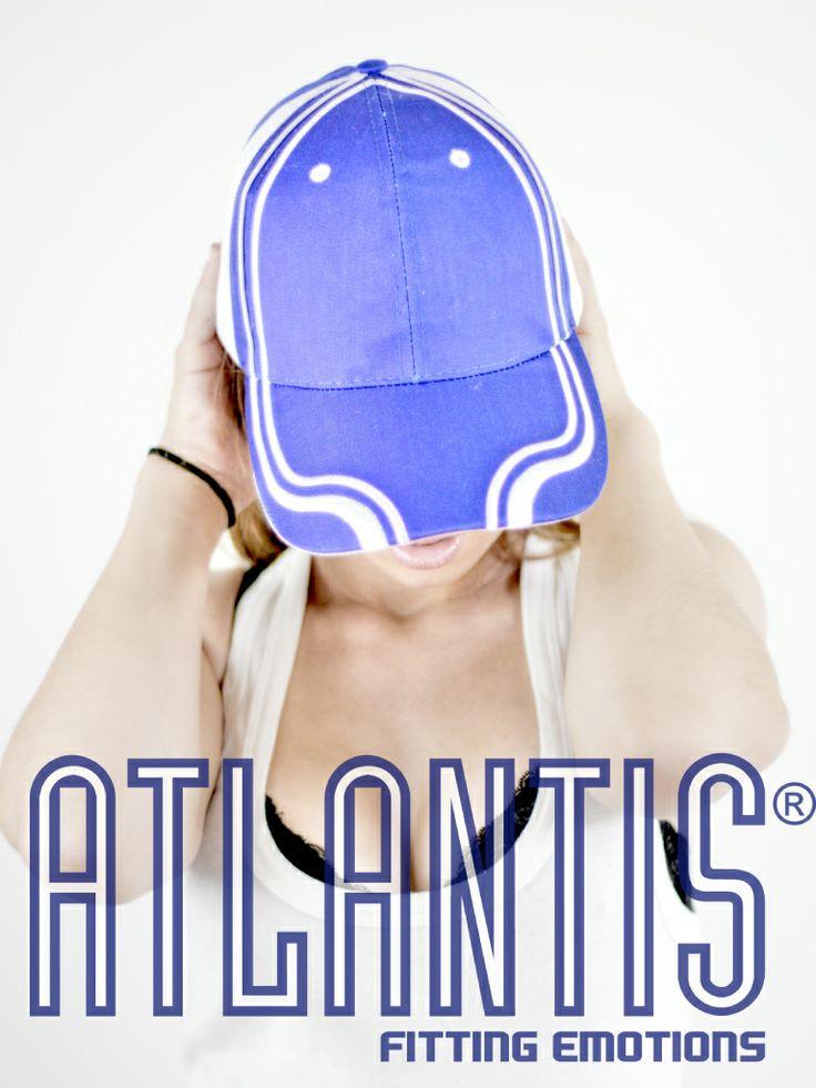 ATLANTIS FITTING EMOTIONS Photo: Daniele Indio Manente Model: Larissa Dunavat  #caps #atlantis #hats