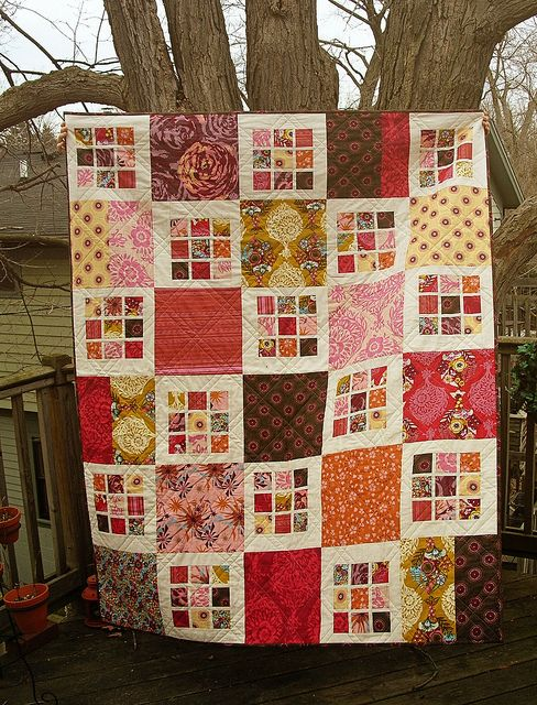 40 best bali tile quilt blocks images on pinterest quilt block rubiks crush quilt pdf available free e book quilt squares for modern quilters at quilting dailyybe try four patch in place of setting blocks fandeluxe Image collections
