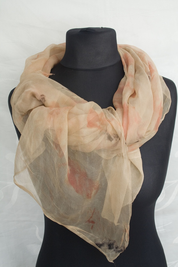 Euca, iron, chiffon silk www.plastusia.blogspot.com