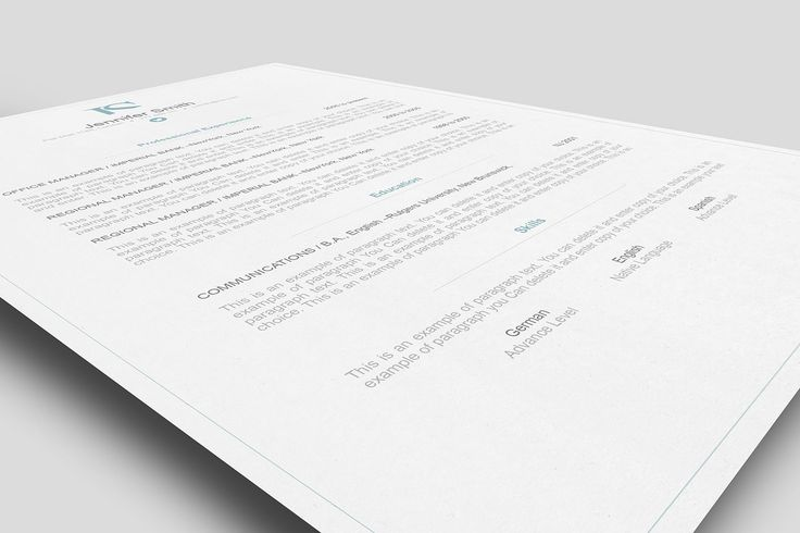 28 best cv word templates