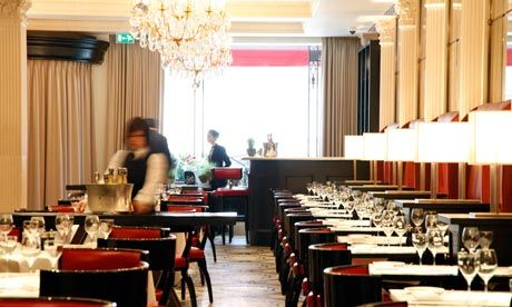Brasserie Chavot: restaurant review: Eric Chavot's brilliant brasserie shows what happens when a top chef uses his powers in the service of gluttony